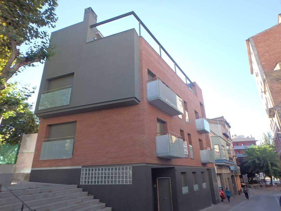 Dc promociones anteriores proyectos promotora de pisos for Pisos lloguer molins de rei